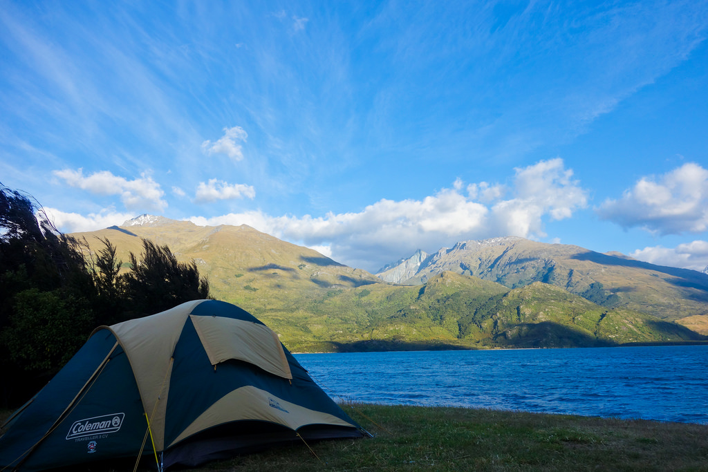 5 Most Picturesque Campsites in New Zealand's South Island