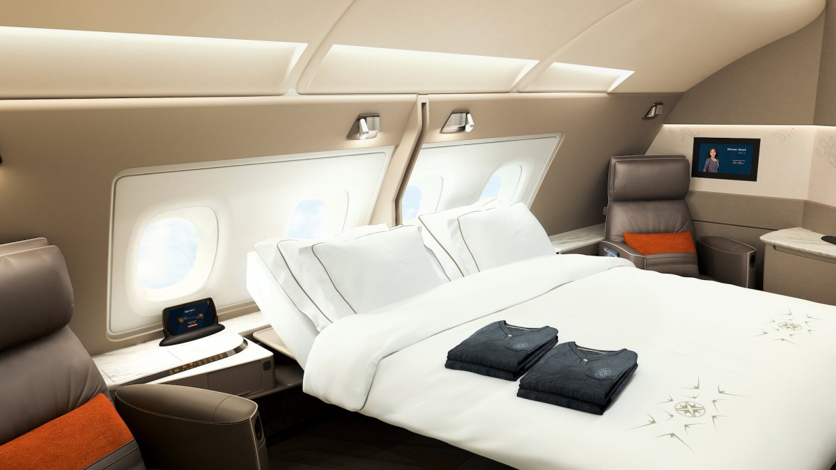 Double-Suite-Cabin
