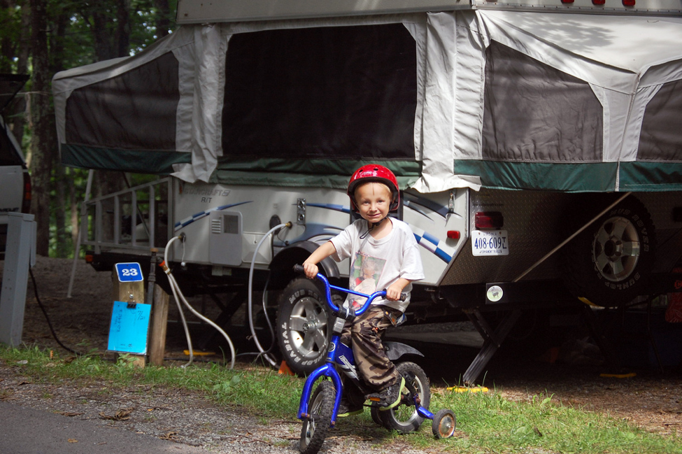 Getting the Best Out of Your Camping Experience with Children