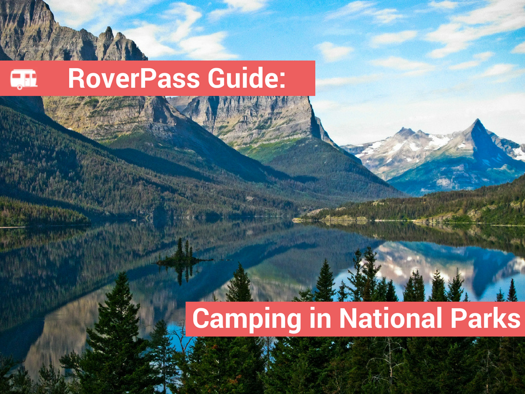 How to go Camping in National Parks