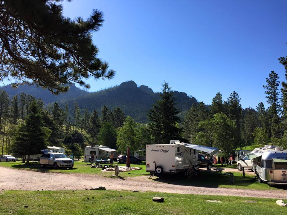 Most Scenic Campgrounds