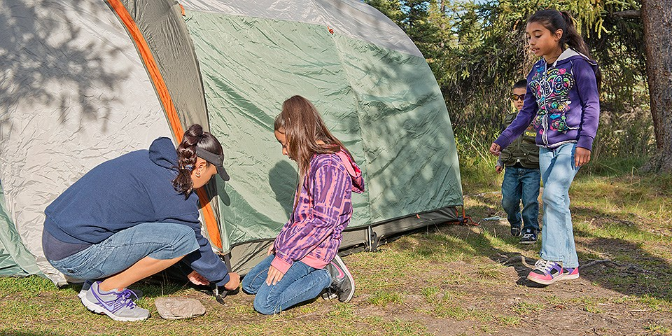 Getting the Best Out of Your Experience Camping with Kids
