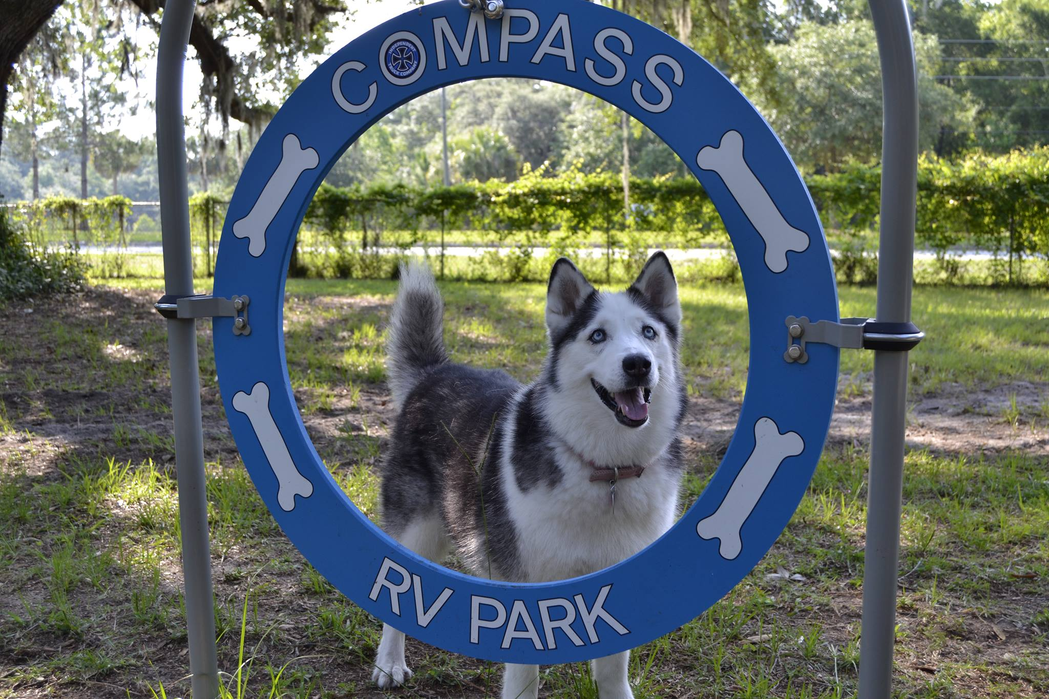 Credit: Compass RV Park Facebook Page
