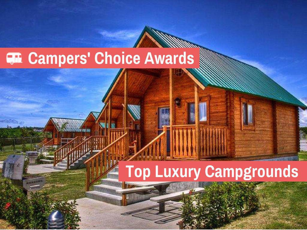 The Top 5 Luxury Campgrounds in the US (2017)