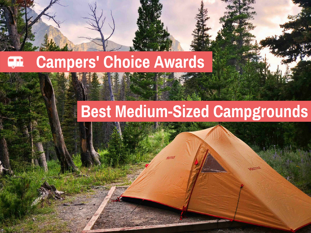 The 10 Best Medium-Sized Campgrounds in The US (2017)