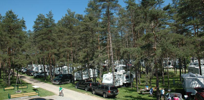 Credit: Kalyumet Campground Website