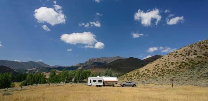 free camping boondocking