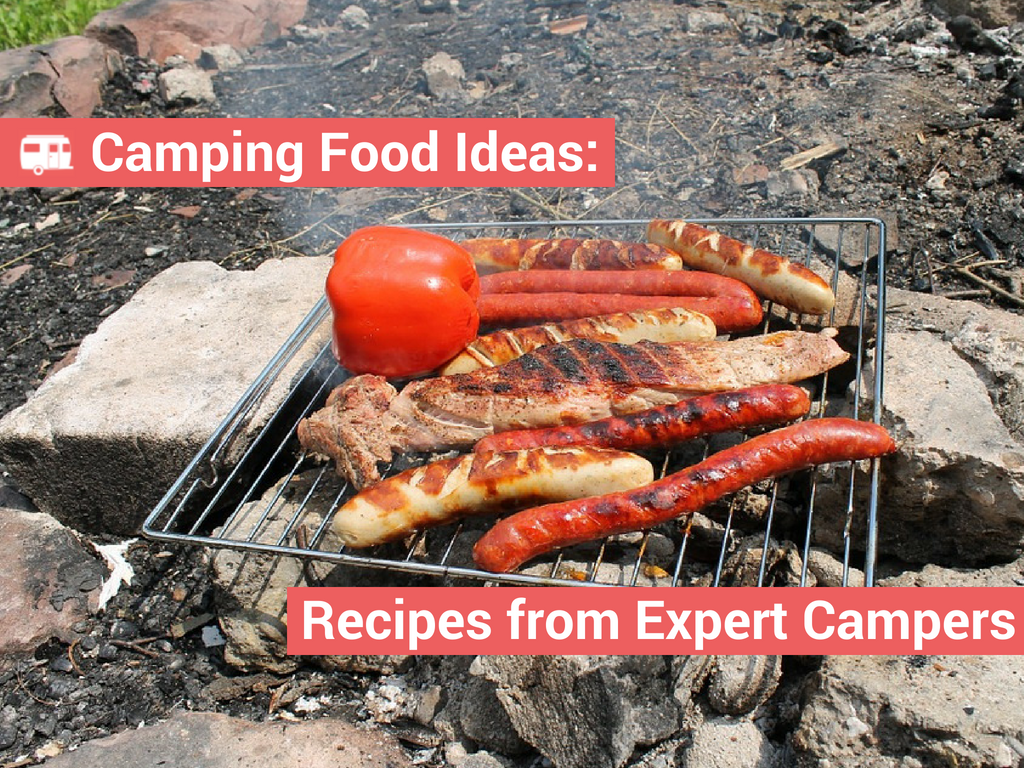 Camping Food Ideas - Recipes from Expert Campers