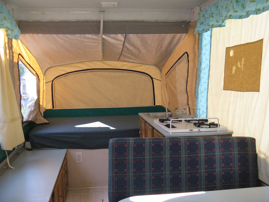Popup Camper: How to Best Optimize Your Space (2019) | RoverPass