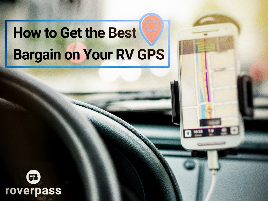 RV GPS Facts: Get the Guaranteed Best Bargain