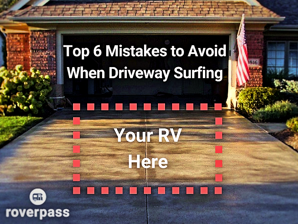Driveway Surfing: Top 6 Mistakes to Avoid