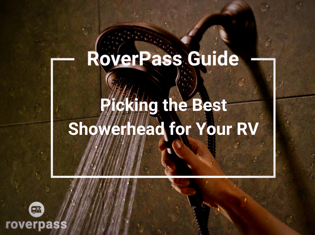 How to Pick the Best RV Shower Head