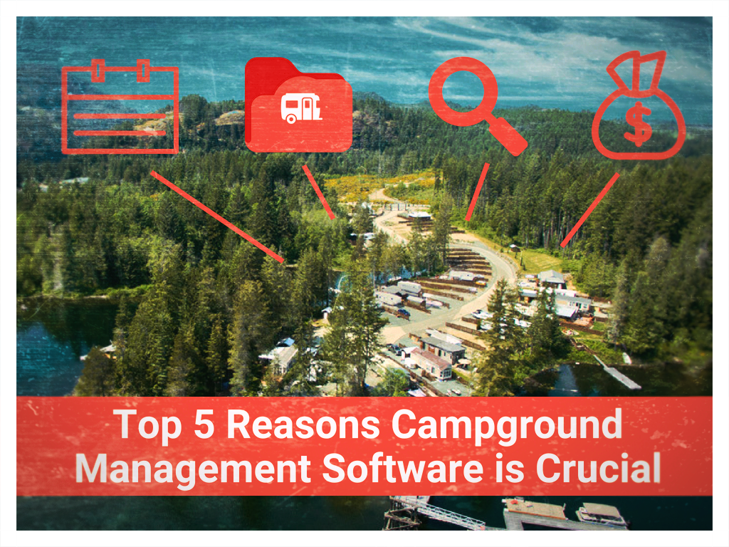 Top 5 Reasons Campground Management Software is Crucial