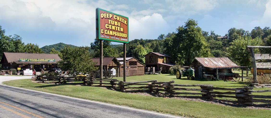 Deep Creek Tube Center & Campground - 5 Photos, 1 Reviews - Bryson