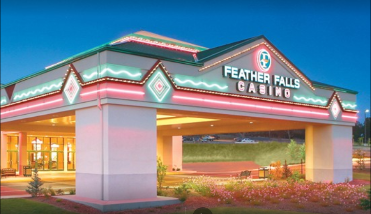 Feather falls casino map casinos with slot machines in northern california