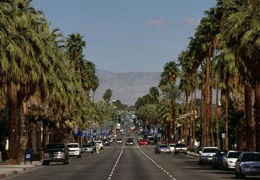 palm-springs, CA